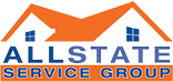 Allstate service group Logo