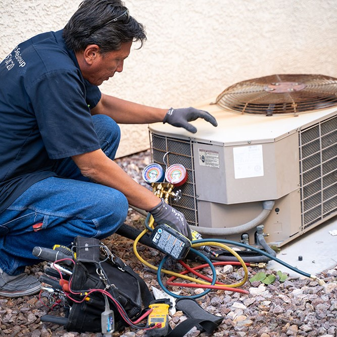 Air Conditioner Installation & Replacement